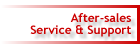 After-sales Service & Support