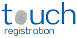 Touch Registration logo